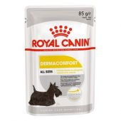 Корм для собак Royal canin Дерма Комфорт канин эдалт (паштет) 0,085 кг