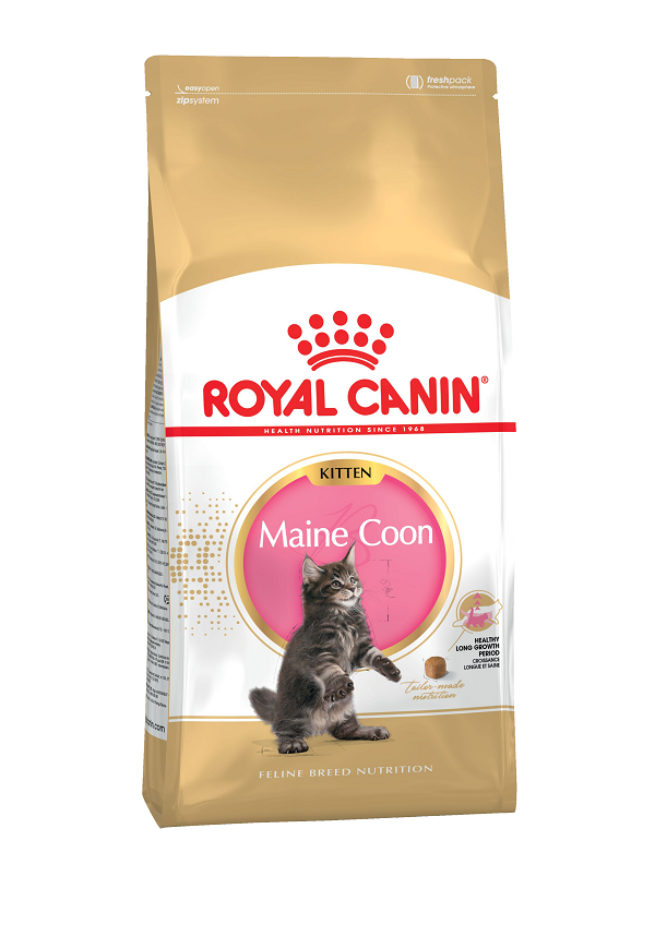 Корм для котят Royal Canin для породы мейн-кун, 2 кг