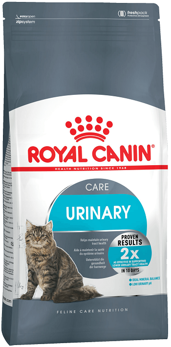 Корм для кошек Royal canin Urinary Care при профилактике МКБ, 2 кг