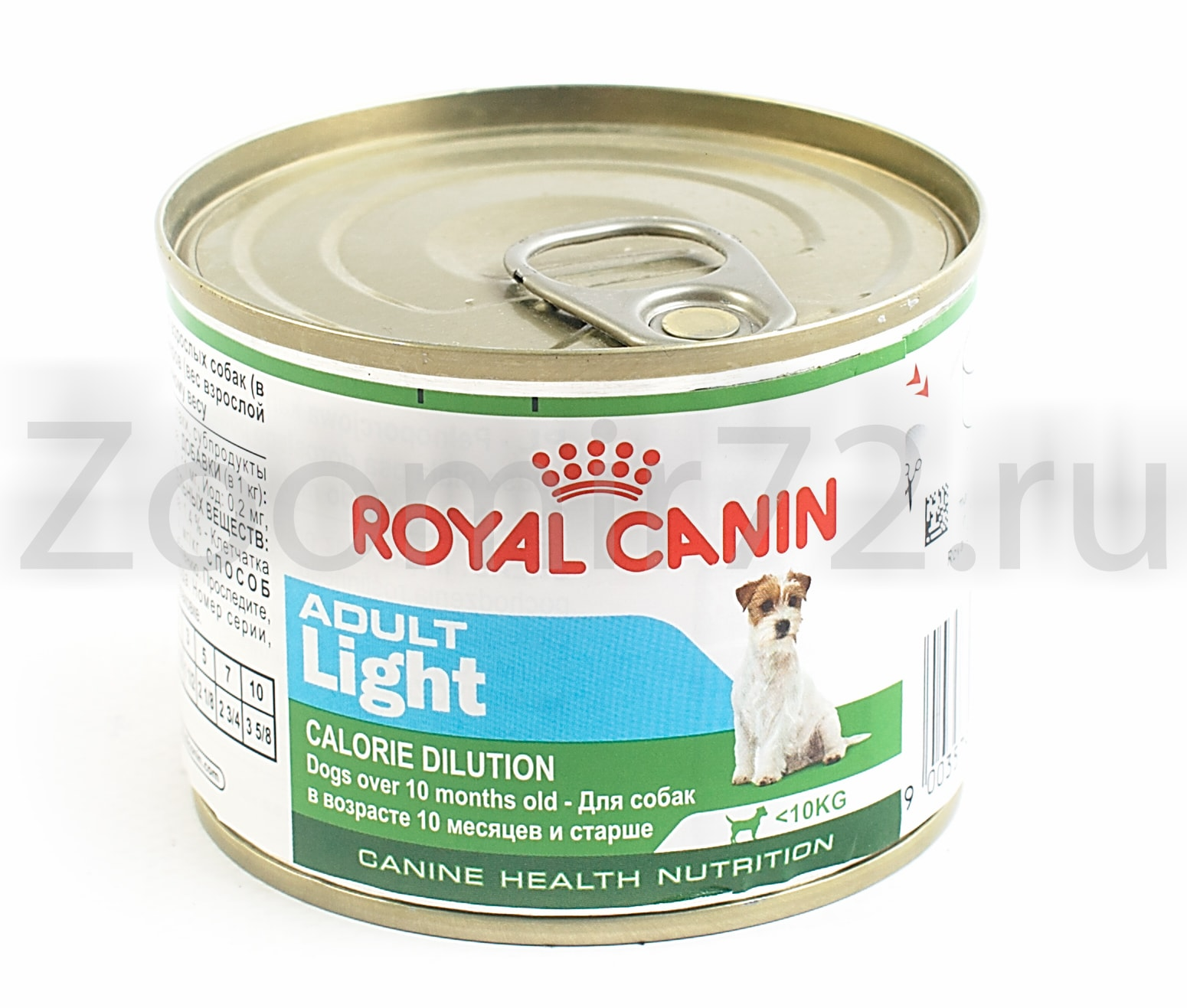 Корм для собак Royal canin Лайт мусс, 0,195 кг
