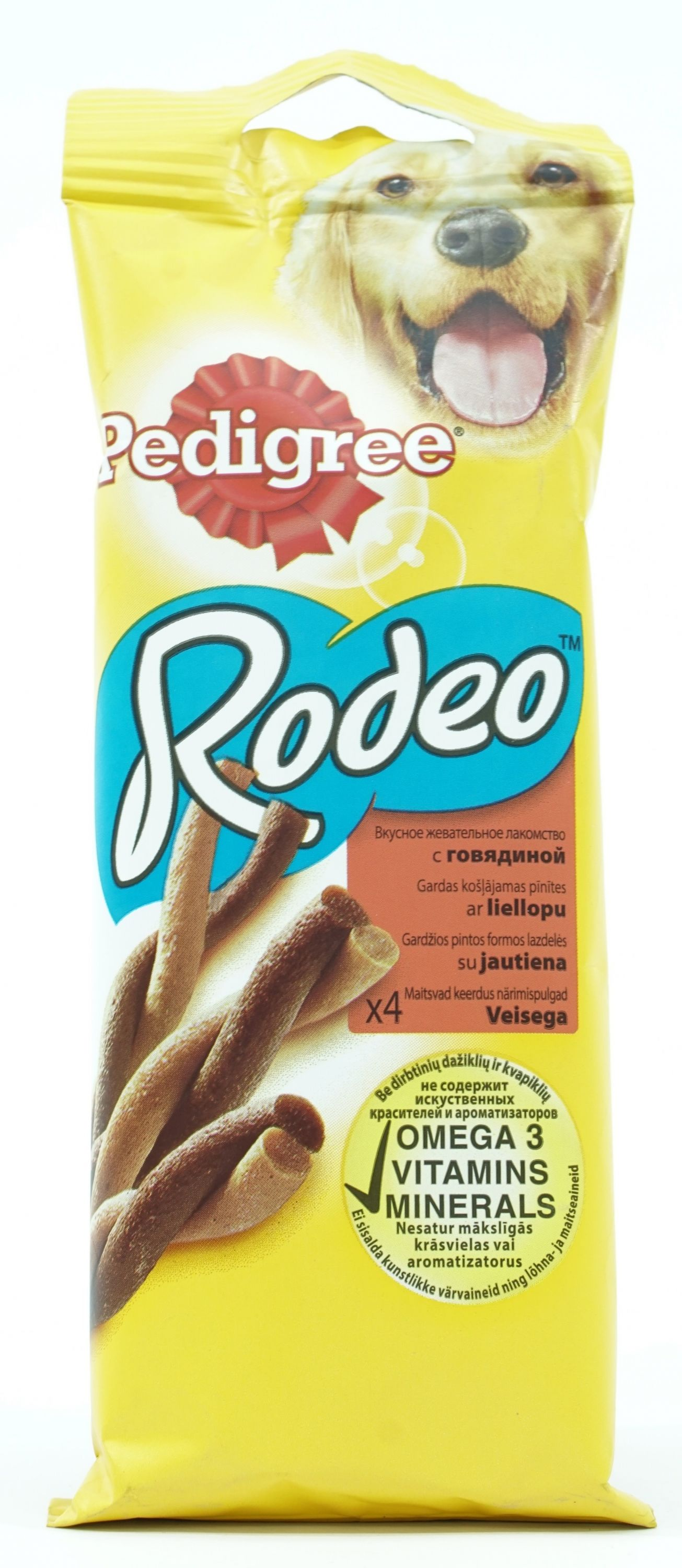 Pedigree RODEO 70гр